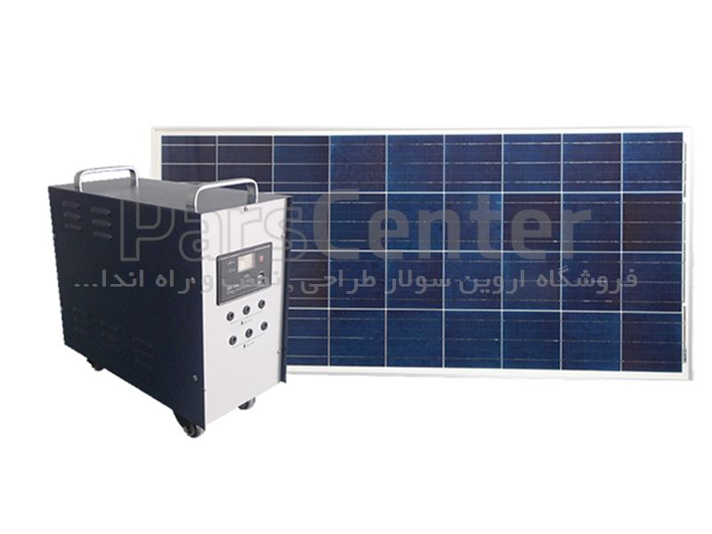 پکیج برق خورشیدی 800 وات Yingli Solar