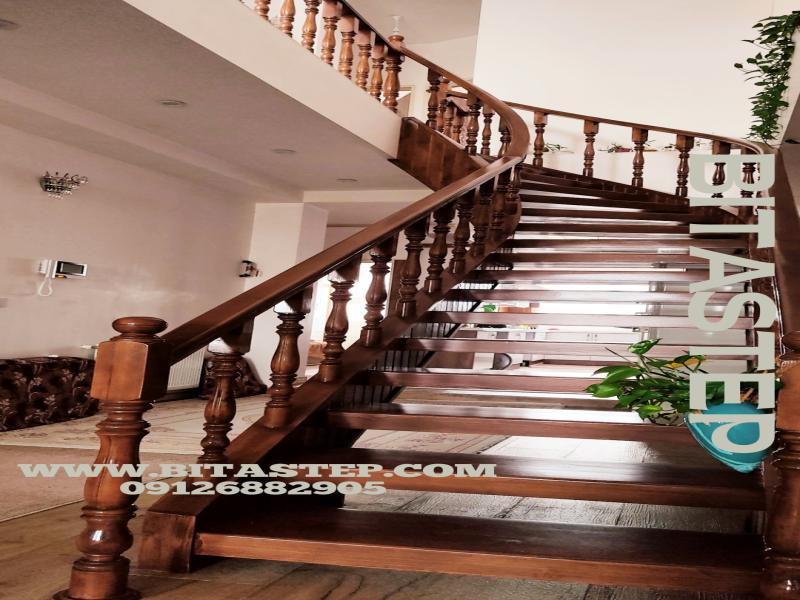 پله گرد دوبلکس دو محور ورق