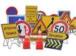 تابلو ترافیکی و تجهیزات ترافیکی