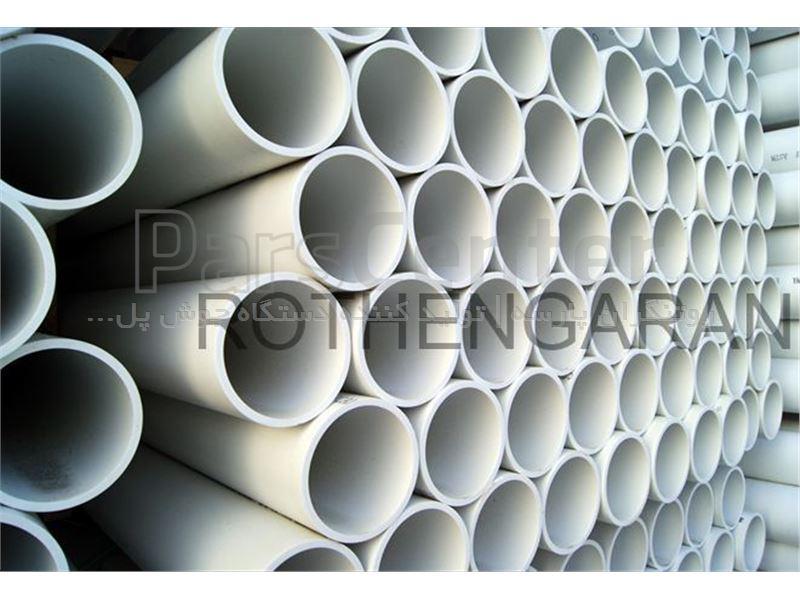 قیمت لوله پی وی سی PVC فاضلابی سایز 1 اینچ