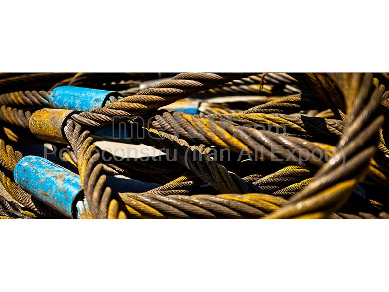 One leged wire rope sling