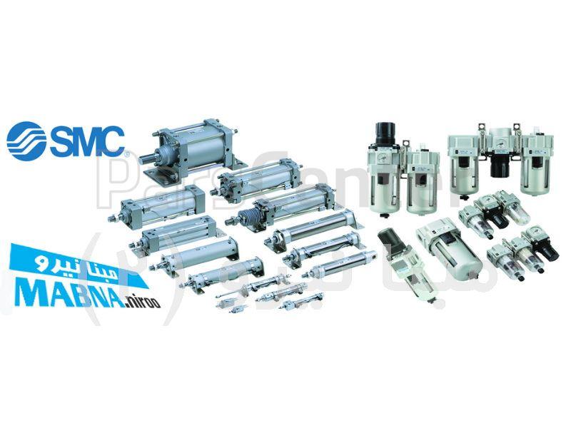 محصولات SMC