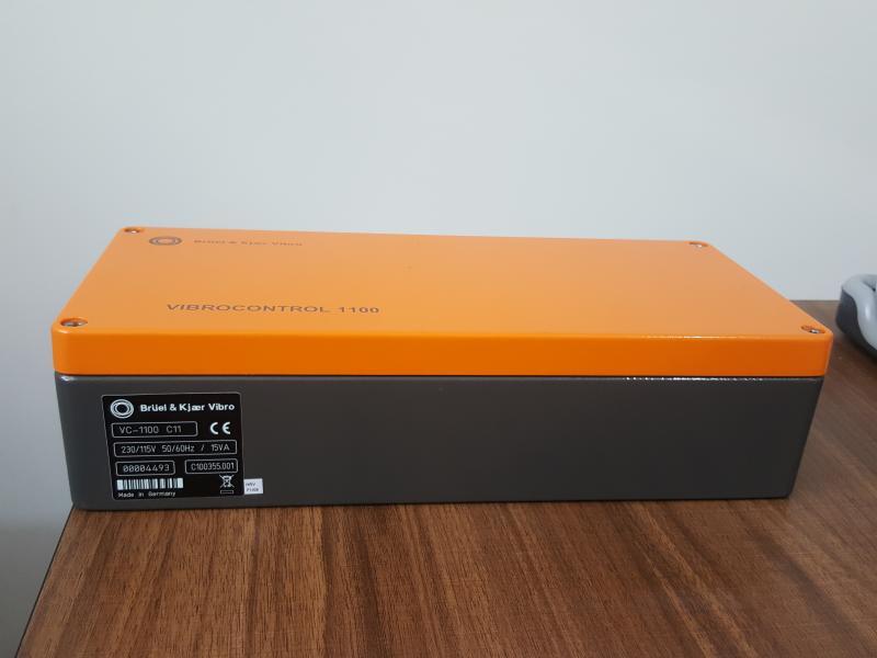 ویبره کنترلر VIBROCONTROL 1100