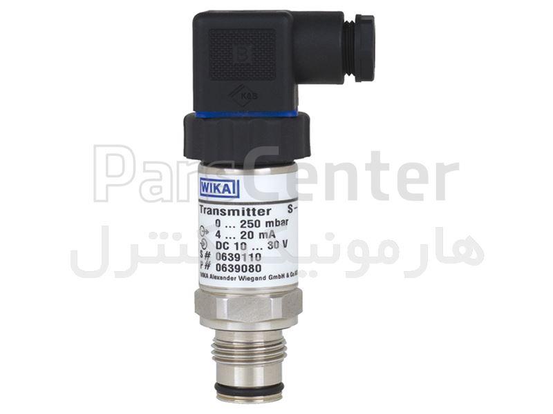 ترانسمیتر فشار دیافراگمی ویکا S11