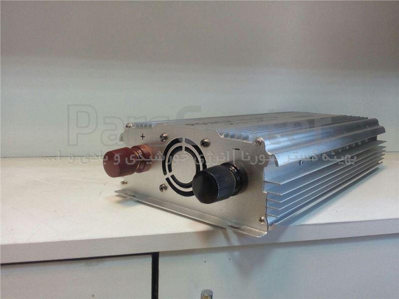 اینورترپو پی اس سینوسی  3000 وات با قابلیت شارژ باتری با برق شهری و موتور برق