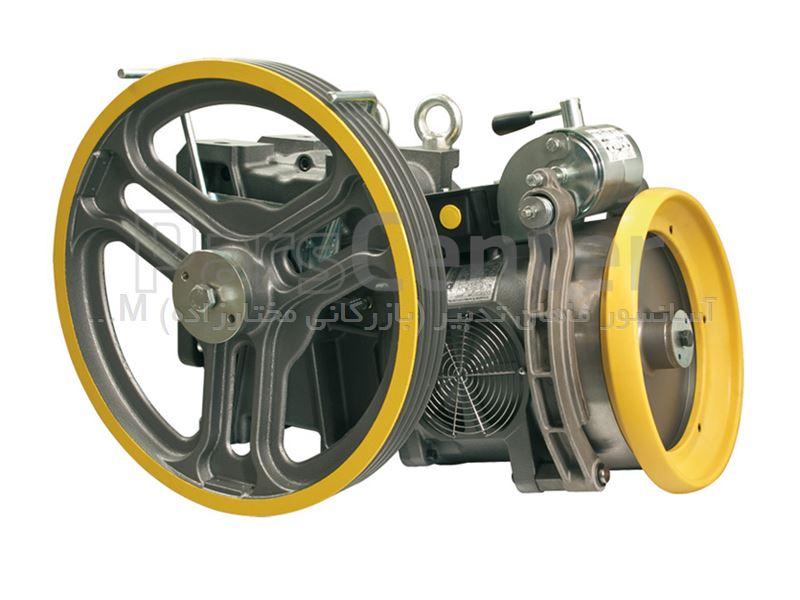 موتور گیربکس آسانسور سیکور -MR13