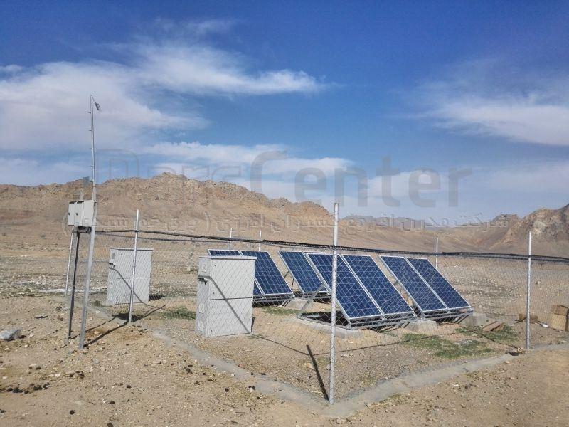 برق خورشیدی 1500 وات