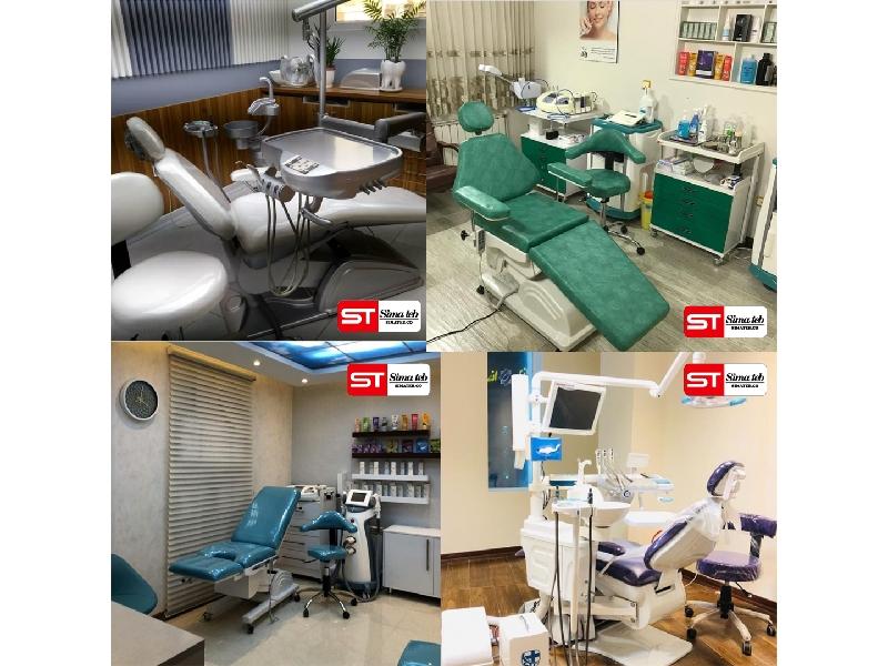 سیما طب | تولیدکننده تجهیزات پزشکی ، تخت های پوست و مو و یونیت های دندان پزشکی