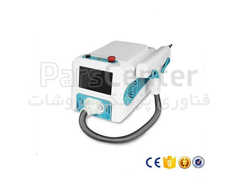 دستگاه لیزر کیوسوئیچ پاک کننده تتو