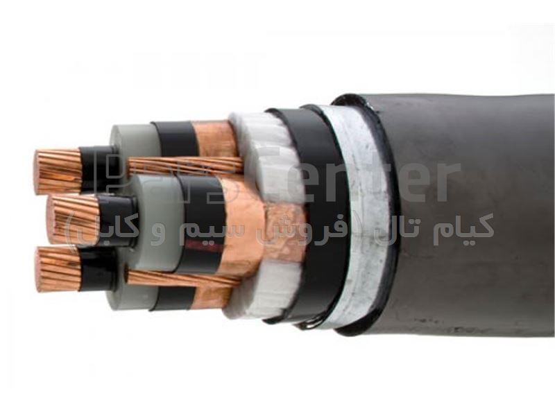 کابل فشار قوی ۶۳ کیلوولت NA2XSY