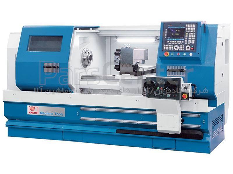 دستگاه تراش CNC افقی مدل  Proton 500/1000 B FA ساخت کنوت آلمان