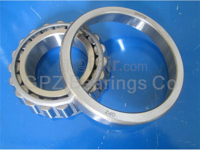 GPZ taper roller bearing 30208