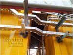 سینی کابل فلزی 20 سانتی متری (سینی کابل ایرانیان)