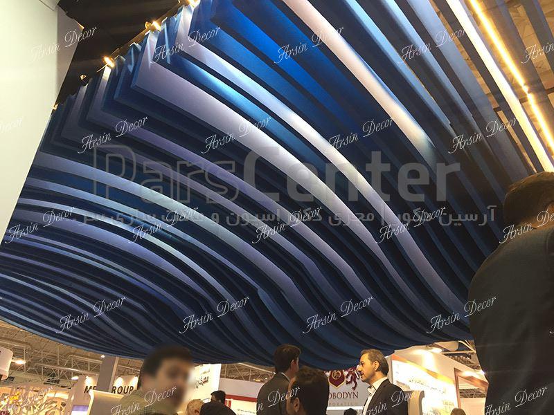 ساخت سقف دکوراتیو