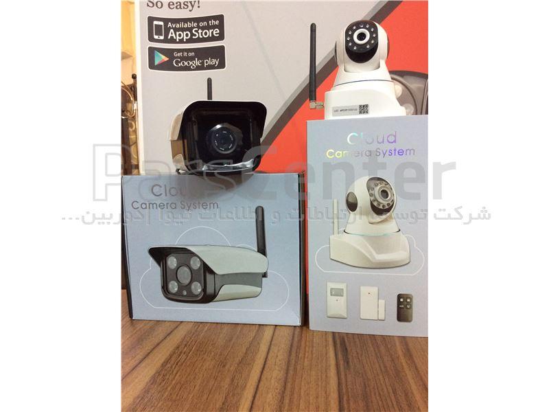 دوربین وایرلس تحت شبکه مدل Wireless Network camera TM-B101