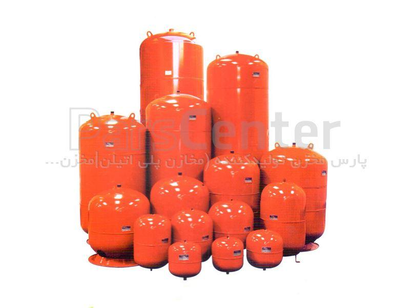 منبع تحت فشار 500 لیتر DAF