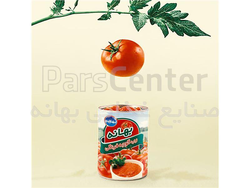 رب گوجه فرنگی بهانه