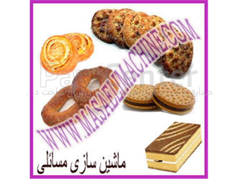 دستگاه بسته بندی مسقطی، دونات، کیک، کلوچه، نان صنایع مسائلی