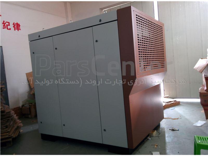 دستگاه تولید آب از هوا  2000 لیتر روزانه - سبز انرژی