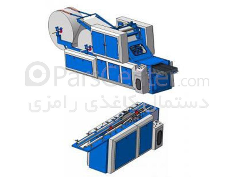 دستگاه تولید دستمال کاغذی کار کرده - محصولات ماشین آلات تولید ...دستگاه تولید دستمال کاغذی کار کرده