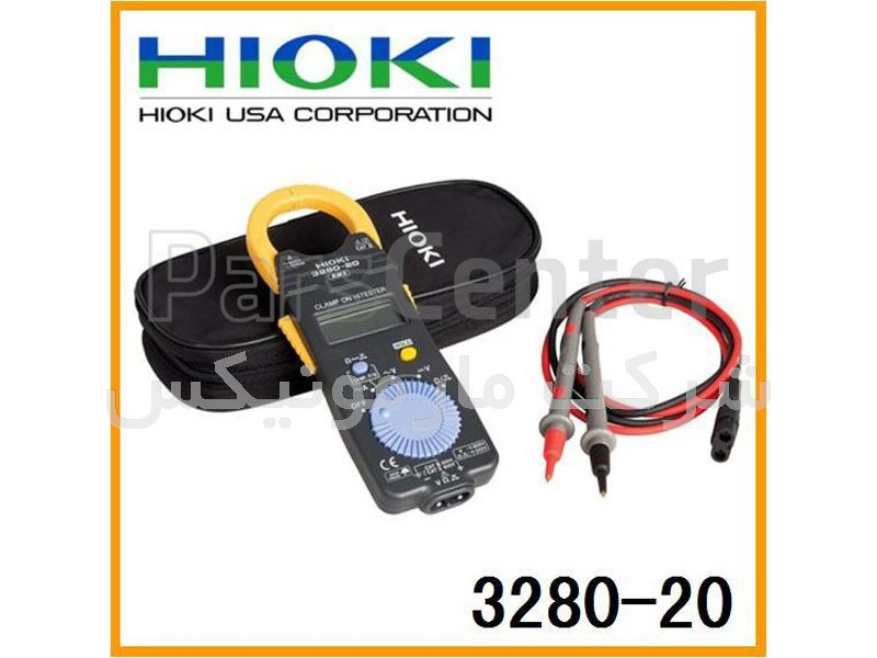 کلمپ آمپرمتر هیوکی HIOKI CLAMP ON HiTESTER 3280-20