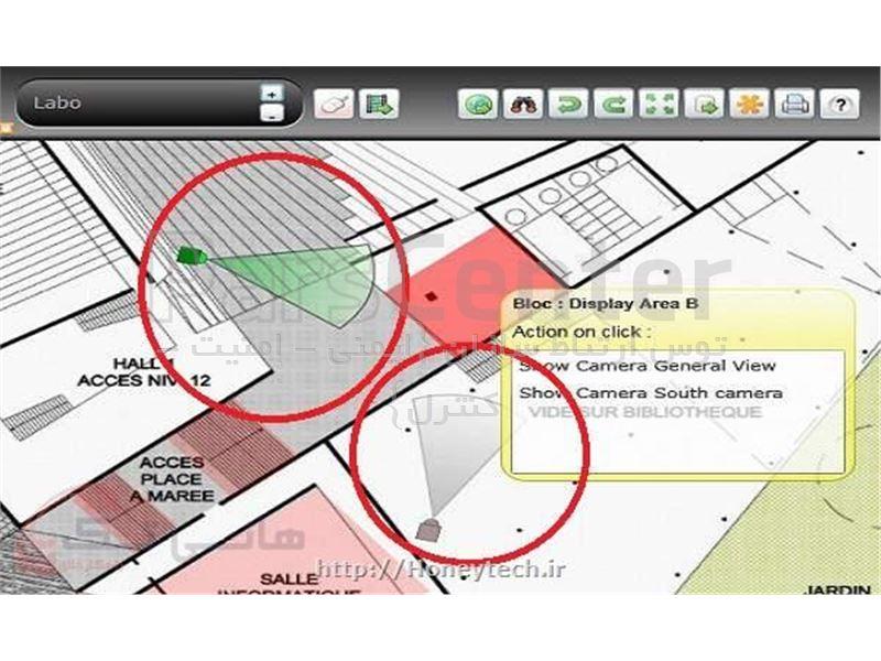 طراحی سیستم های امنیتی نظارتی