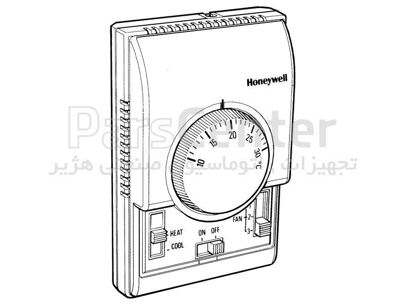 ترموستات هانیول  honeywell thermostat room T6373