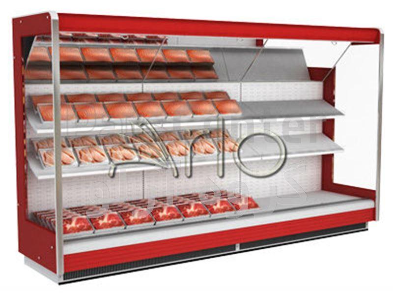 خرید یخچال مرغ فروشی - 36