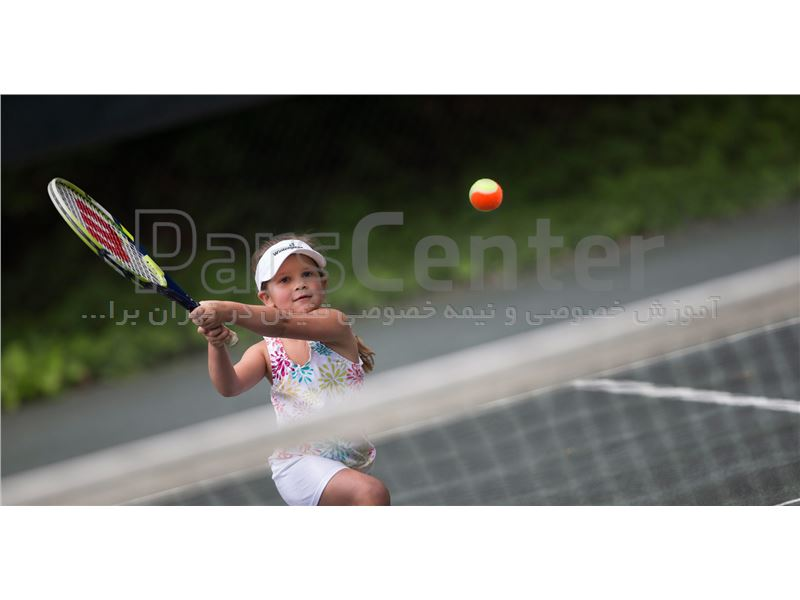 آموزش نیمه خصوصی تنیس در تهران برای بانوان در تمامی سنین