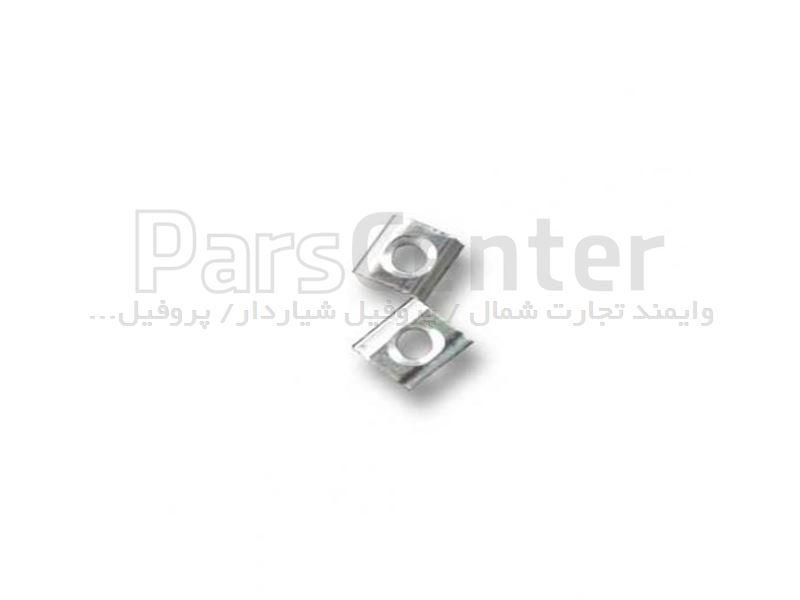 مهره تخت M4 اتصالات پروفیل شیاردار
