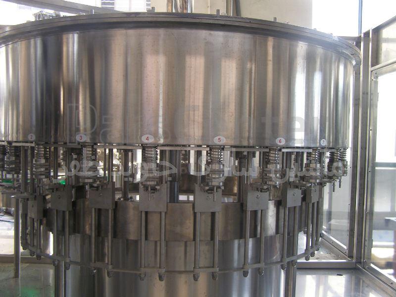 ماشین آلات آب معدنی