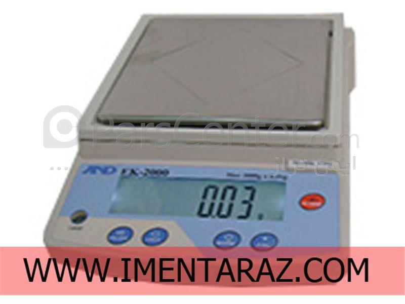 ترازو دیجیتال حساس A N D مدل EK3000