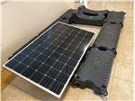 شناور پلاستیکی نیروگاه خورشیدی