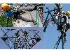 نصب و اتصالات صنعتی در ارتفاع