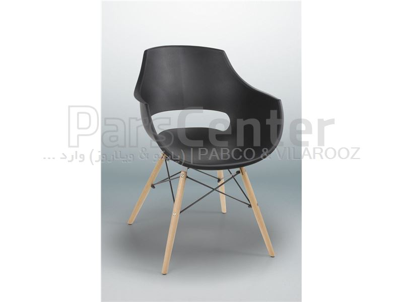 صندلی مدرن اوپال دسته دار