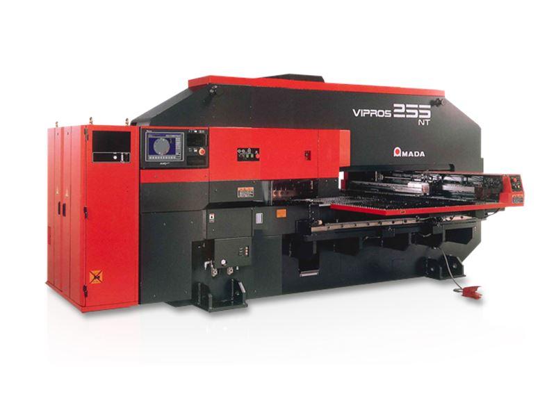 سورنا صنعت وارد کننده و فروشنده دستگاه های مرتبط با ورق فلزی