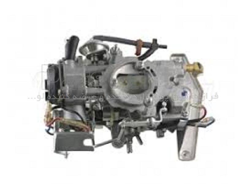 کاربراتور لیفتراک کوماتسو -12 دوگانه سوز ساسات برقی