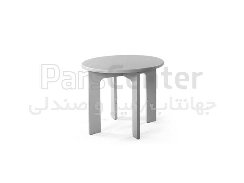 میز رستورانی مدل کامپکت (جهانتاب)
