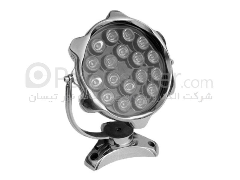 پرژکتورهای زیرآبی کامل ضدآب مخصوص نورپردازی