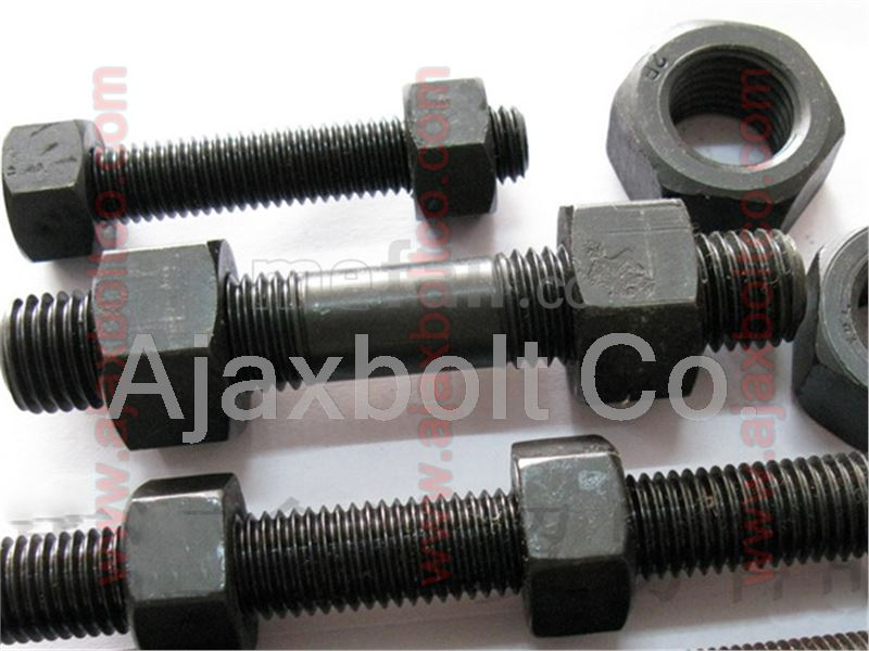 Exporting stud bolt from Iran