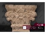 سر ستون رومی با متریال فایبر گلاس