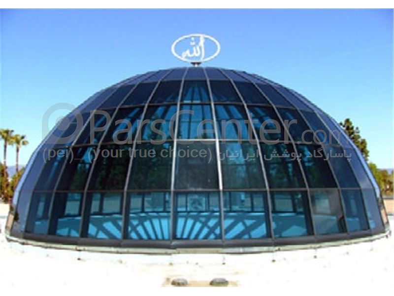 Building skylight _ نورگیر گنبدی 67
