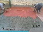اجرای کف سازی سخت صنعتی ( بتن سخت ملاتی )