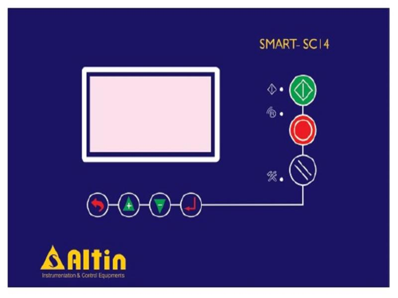 کنترلر کمپرسور Altin SC14