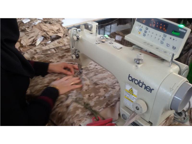 شرکت تعاونی آداک دوخت اردکان (تولیدکننده البسه نظامی)