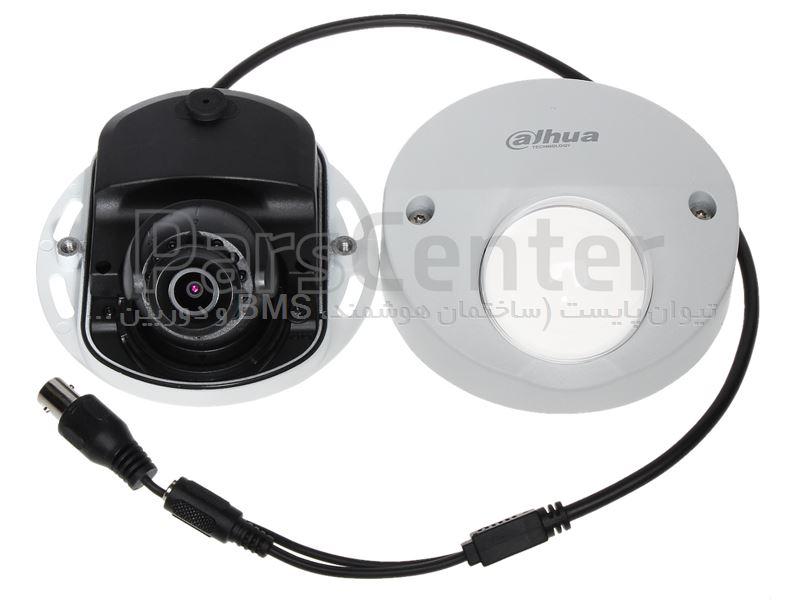 دوربین مداربسته داهوا   HD-CVI   دام   ضد آب   ضد ضربه   میکروفون داخلی   2.4 مگاپیکسل   DH-HAC-HDBW2220FP
