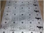 ساخت پلاک استیل لارژ فرمت