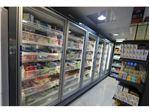 طراحی و تجهیز سوپر مارکت، فروشگاه زنجیره ای، هایپرمارکت- یخچال و فریزر فروشگاهی 1