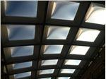 پوشش سقف پاسیو با نورگیر حبابی مدل PSPB N5