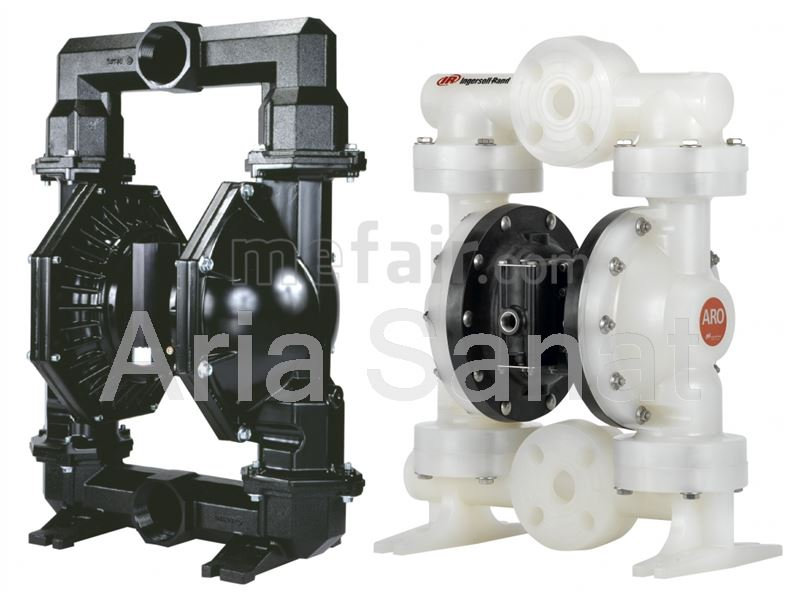 Polymer Diaphragm pumps